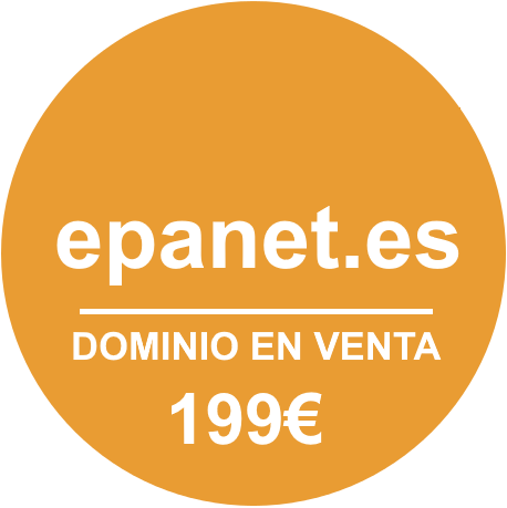 epanet.es domain for sale dominio en venta
